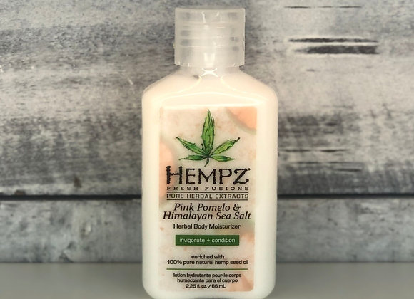 Pink Pomelo & Himalayan Sea Salt Mini Hempz