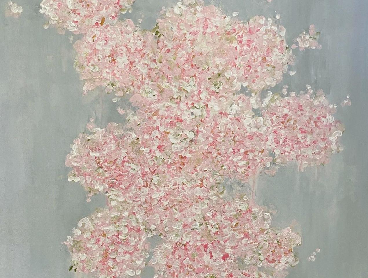 Blush Hydrangeas