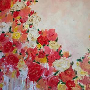 SOLD  Summer Bouquet