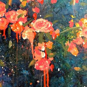 SOLD  Carmen's Roses