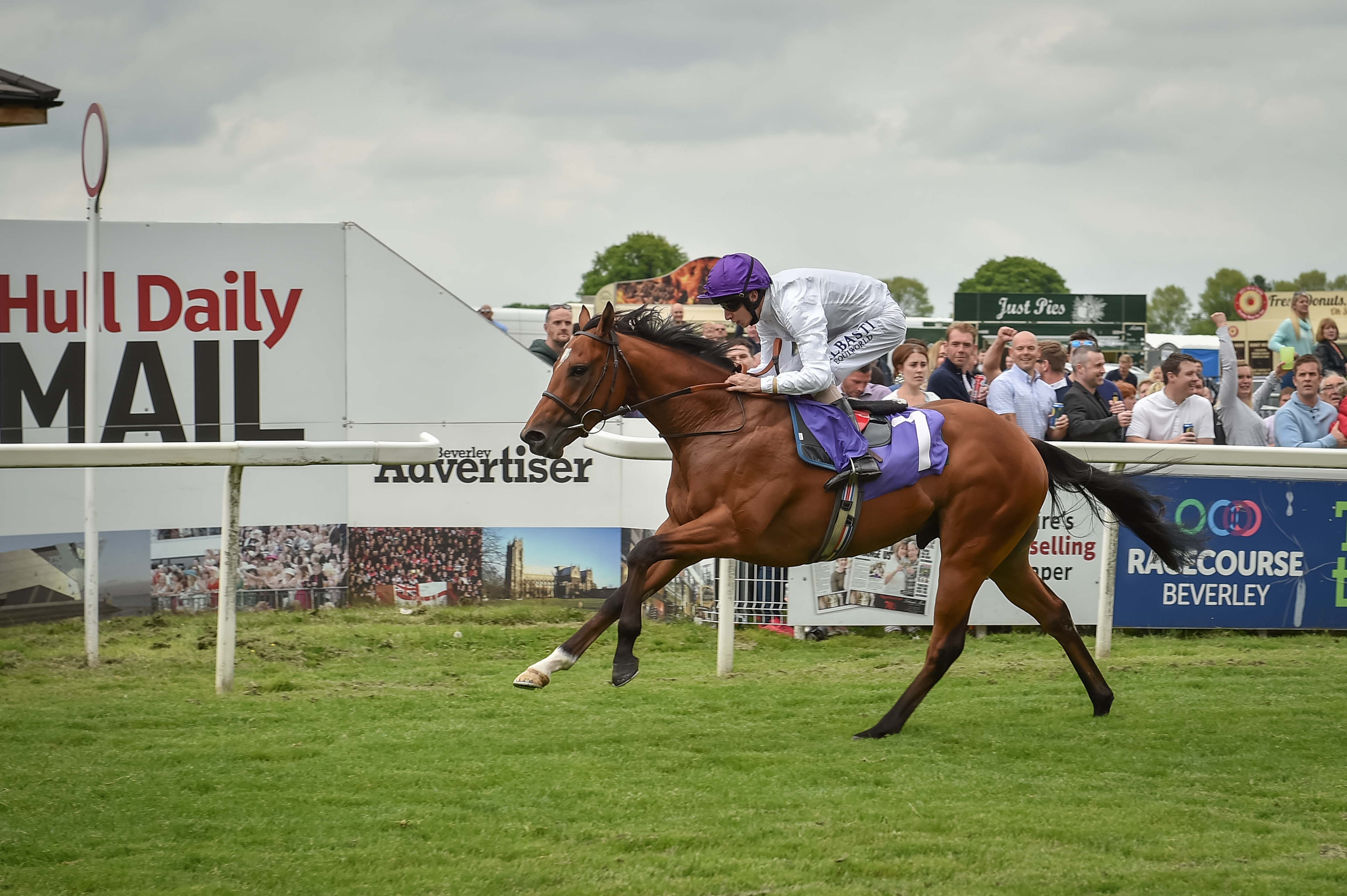 Prince of Lir win at Beverley