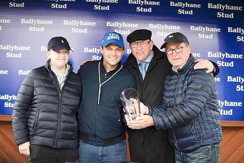 Sir Boris - Ballyhane Blenheim Stakes Wi