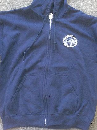 Full zip Sweatshirt w/ hood