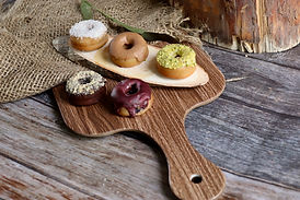 Healthy Donuts in dubai