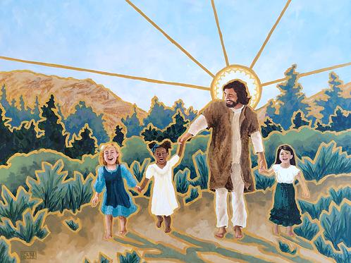 'The Path Of Light' (original)