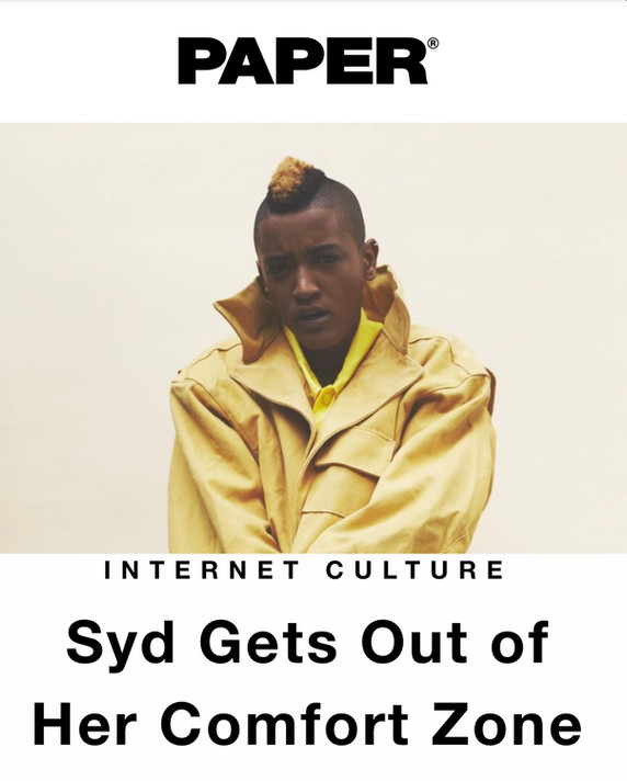 SYD THA KYD FOR PAPER