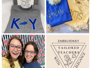 Gifts in a stitch