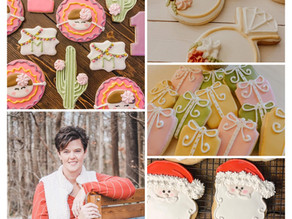 Local Sweet Treats - Décor isn't just for looking, it's for taste!