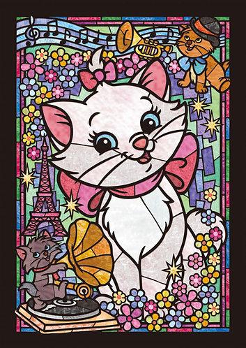 (透明樹脂) 富貴貓 - 富貴貓肖像彩繪 266塊 (18.2×25.7cm)