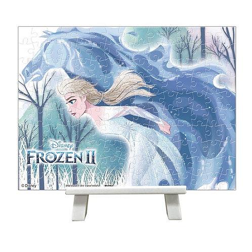 (環保樹脂) 魔雪奇緣 - Elsa and Ice 150塊 (7.6×10.2cm)