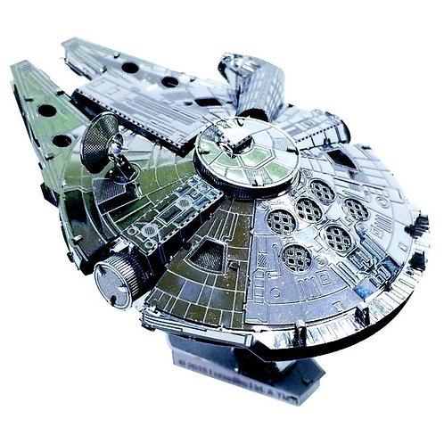 金屬立體 - 星球大戰 千年鷹號
