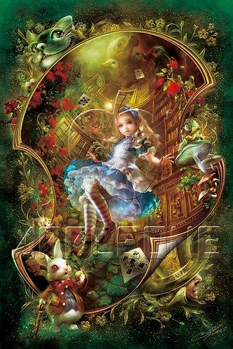 (夜光) SHU - 親愛的愛麗絲 1000塊 (50×75cm)