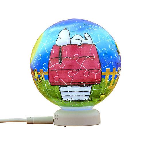 球形立體 - 史努比 星空之夢 60塊
