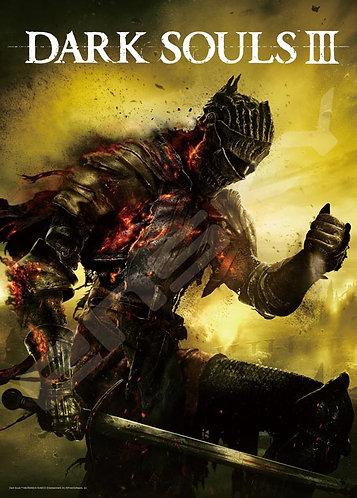 Dark Souls - Dark Souls III 500塊 (38×53cm)