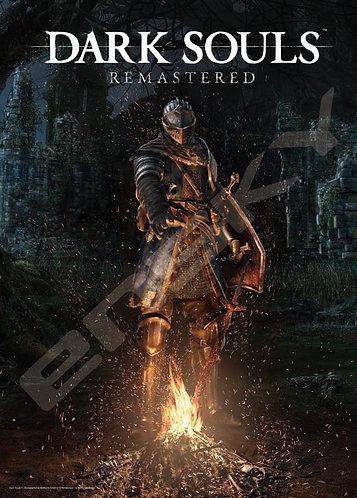 Dark Souls - Remastered 500塊 (38×53cm)