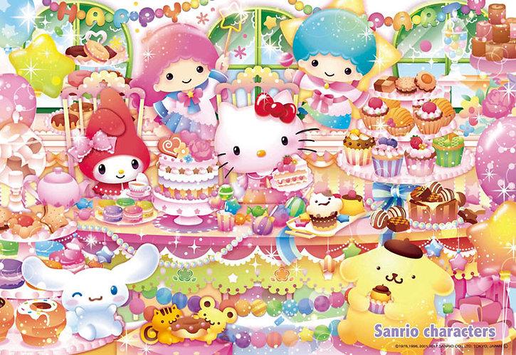 Sanrio - Sanrio甜品派對 300塊 (26×38cm)