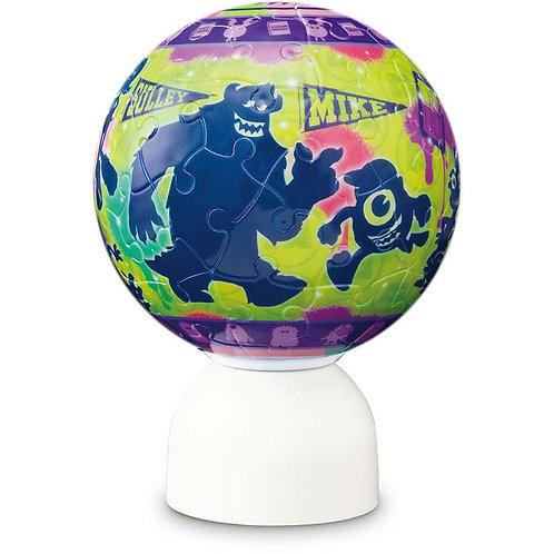 球形立體 - 怪獸大學 開學日 60塊