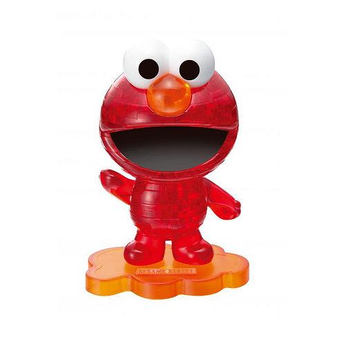 水晶立體 - Elmo (芝麻街) 40塊