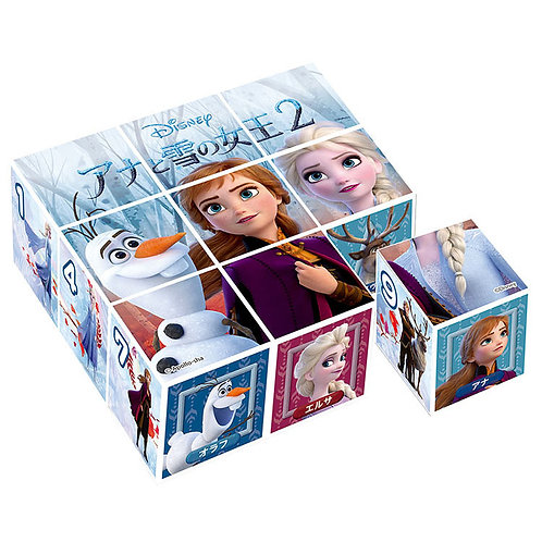 骰子方格 - Frozen II 9塊