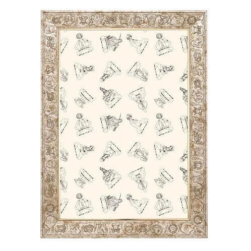 海賊王角色雕刻框 - 18.2×51.5cm (352塊)