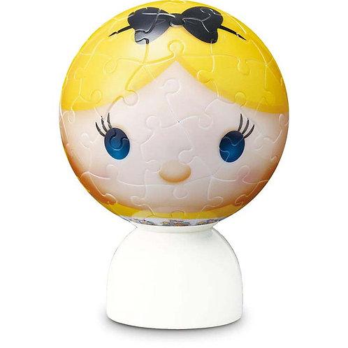 球形立體 - Tsum Tsum 愛麗絲 60塊
