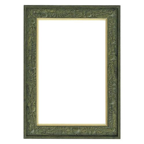 吉卜力龍貓雕刻框 葉子色 - 10×14.7cm (126塊/150塊)