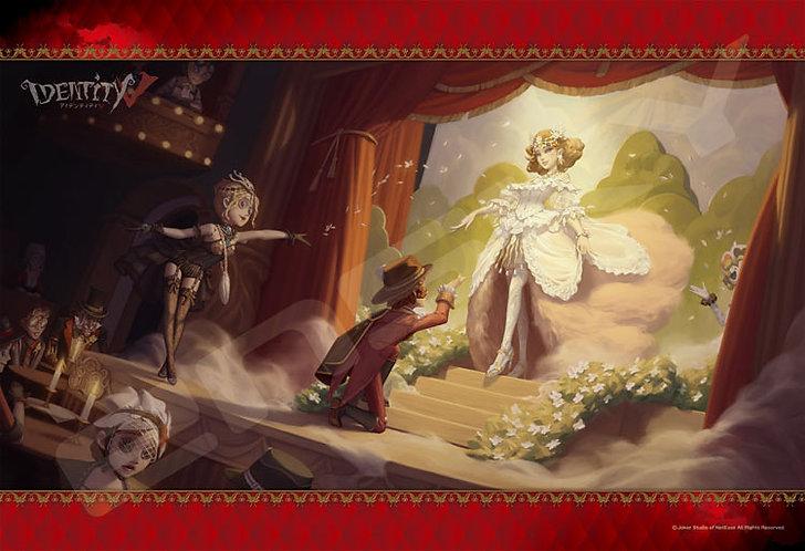 第五人格 - 金玫瑰劇院 300塊 (26×38cm)