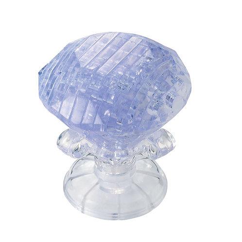水晶立體 - 閃亮鑽石 Fancy Blue 43塊