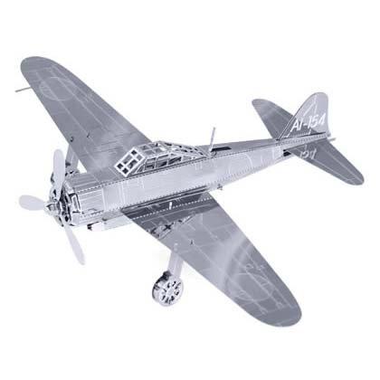 金屬立體 - 零式戰鬥機