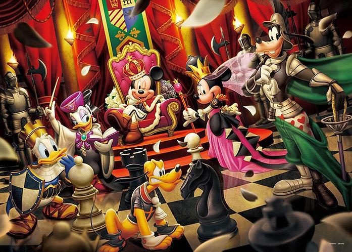 迪士尼 - 歡迎來到國際象棋世界 500塊 (35×49cm)