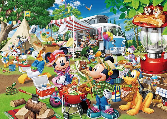 迪士尼 - 一起去露營 300塊 (30.5×43cm)