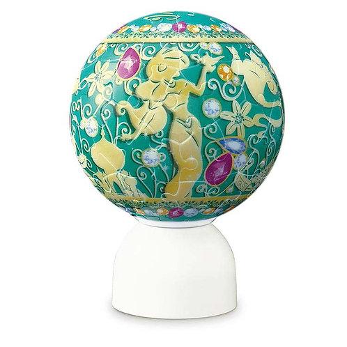 球形立體 - 阿拉丁 茉莉公主剪影 60塊