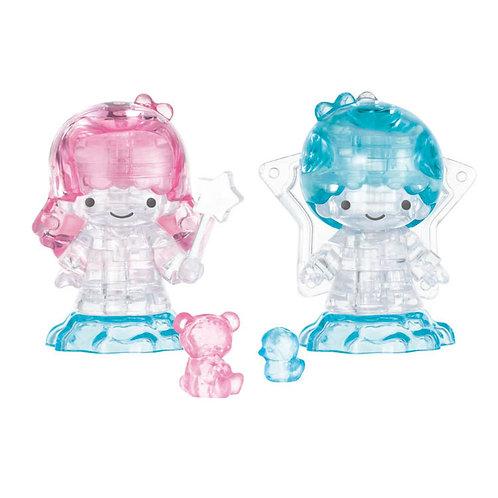 水晶立體 - 雙星仙子 41塊