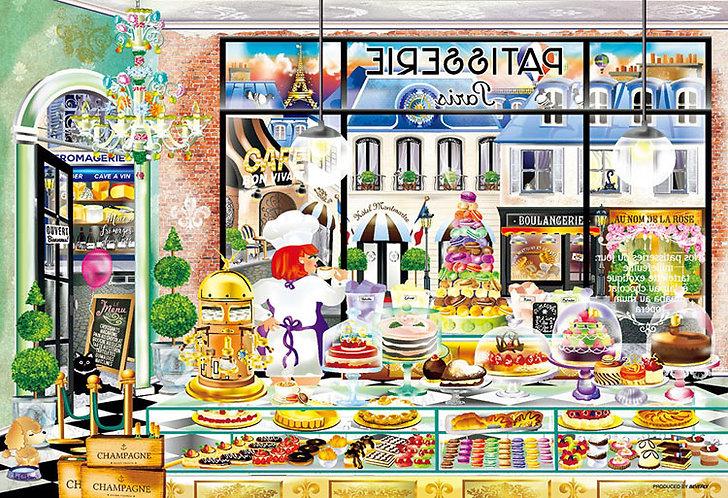 (迷你尺寸) Chris Kozak - 巴黎卓悅酒店 1000塊 (26×38cm)