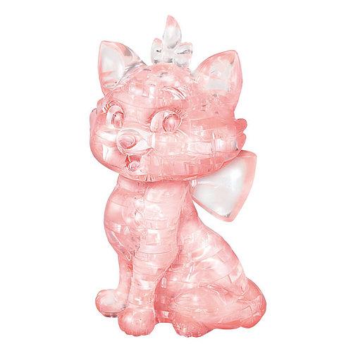 水晶立體 - 富貴貓 45塊