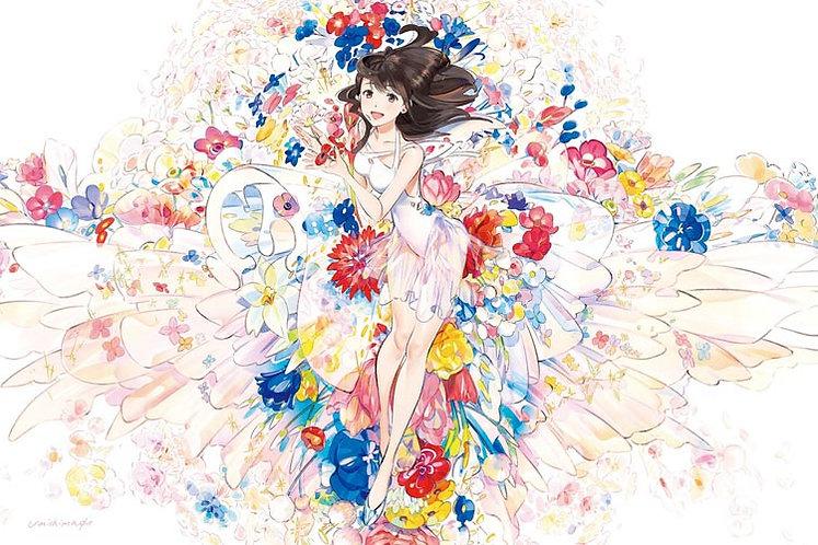 海本千島 - 千本之花束 1000塊 (50×75cm)