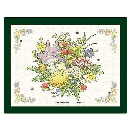 (環保樹脂) 龍貓 - 春之花草 150塊 (7.6×10.2cm)