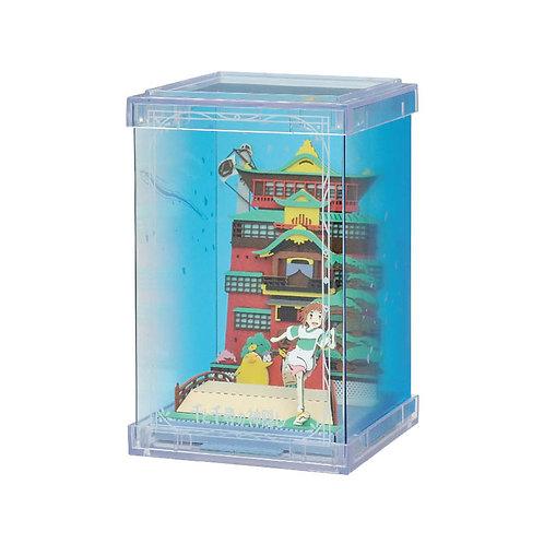 Paper Theater Cube - 千與千尋 再見油屋