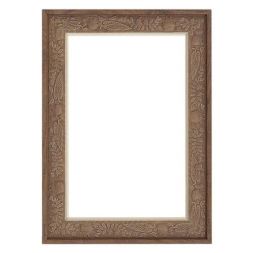 吉卜力龍貓雕刻框 栗子色 - 18.2×25.7cm (108塊/208塊)