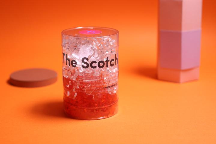 碎玻璃系列 - The Scotch 威士忌 106塊