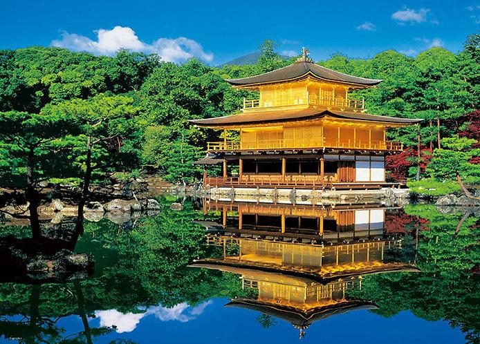 日本風景 - 金閣寺 600塊 (38×53cm)