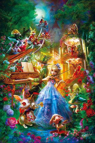 SHU - 愛麗絲交響樂團 300塊 (26×38cm)