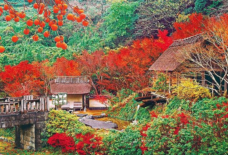 日本風景 - 伊萬里之秋 1000塊 (49×72cm)