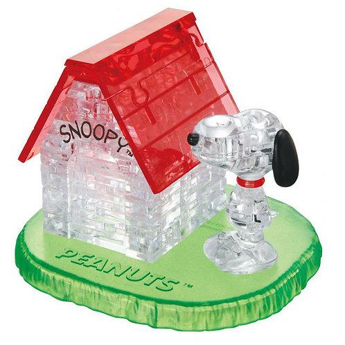 水晶立體 - 史努比之家 51塊