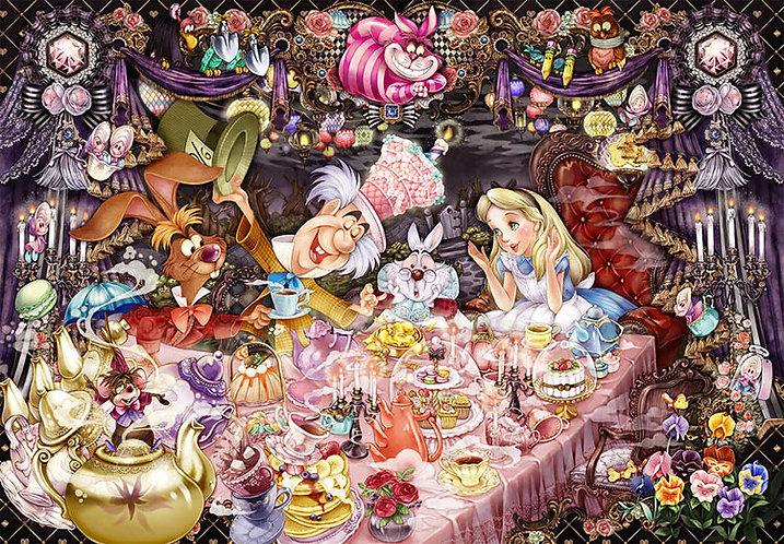 愛麗絲夢遊仙境 - 瘋帽子的午後茶會 1000塊 (51×73.5cm)