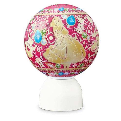球形立體 - 愛麗絲夢遊仙境 愛麗絲剪影 60塊