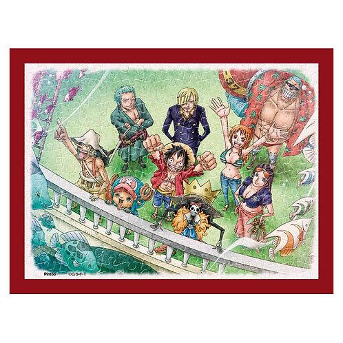 (環保樹脂) 海賊王 - 魚人島進發 150塊 (7.6×10.2cm)