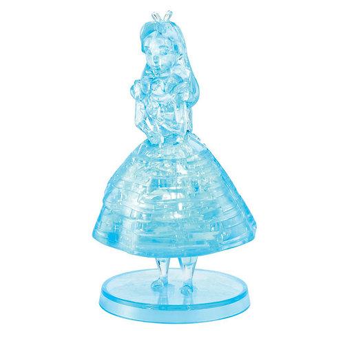 水晶立體 - 愛麗絲 (愛麗絲夢遊仙境) 38塊