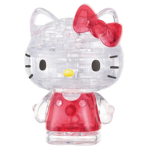 水晶立體 - Hello Kitty 36塊