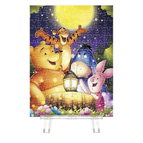 (透明樹脂) 小熊維尼 - 月夜派對 150塊 (7.6×10.2cm)